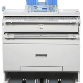 Ricoh MP W3601<br/> Mono Wide Format MFP