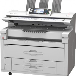 Ricoh MP W5100<br/> Mono Wide Format MFP