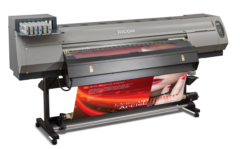 ...   Ricoh Pro L4160   Wide Format Production Printer   London Copiers