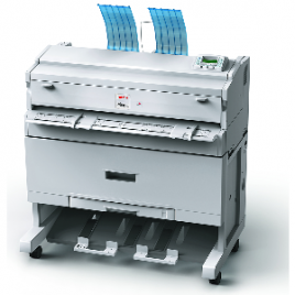 Ricoh SP W2470<br/> Mono Wide Format Printer